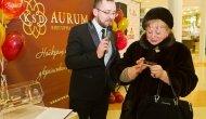 Перший KSD AURUM у Вінниці в ТЦ Sky Park