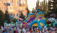 День Металлурга в пгт Побужское, Кировоградской области