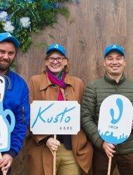 """У Житомирі """"Кусто Агро"""" заклав фундамент нової молочної ферми"""