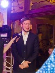 """Святкування Новорічної ночі 2016 року в ТОК """"Belle Royalle"""""""
