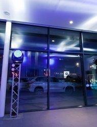 У автосалоні «Баварія Центр» гучно презентували новенький BMW X5