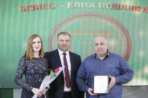 IPC Nekrasov – Партнер ХVI щорічного міжрегіонального конкурсу «БІЗНЕС-ЕЛІТА ПОДІЛЛЯ»