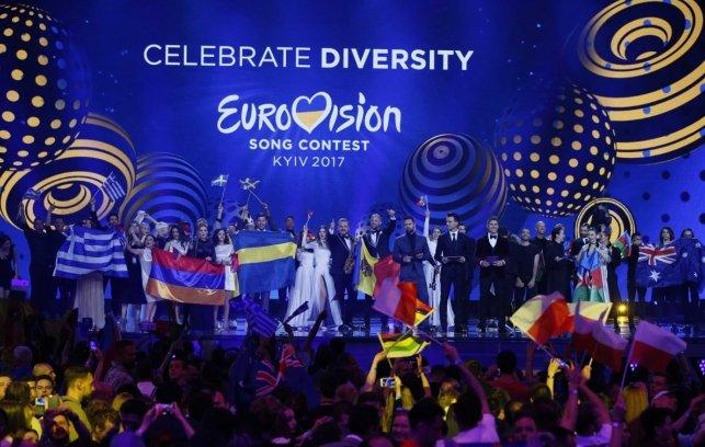 Пісенний конкурс Євробачення 2017